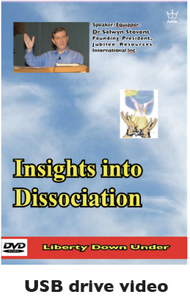 Insights into Dissociation. USB drive Video