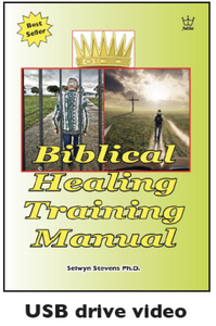 Biblical Healing Training USB Drive Video set
