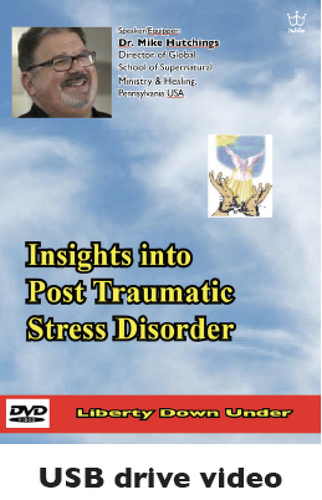 Insights into Post Traumatic Stress Disorder.  USB drive Video