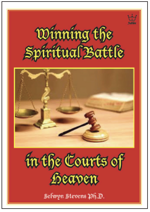 Winning the Spiritual Battle in the Courts of Heaven - MP4