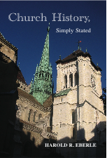 Church History - Simply Stated. book #BCHE