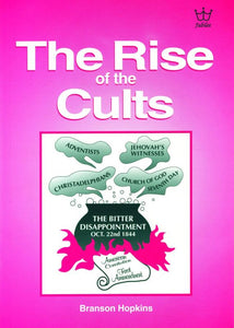 The Rise of The Cults E-book