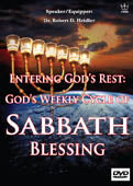 Entering God's Rest: The Sabbath Blessing - DVD