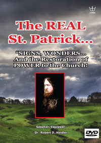 The REAL St. Patrick book