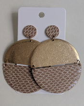 Load image into Gallery viewer, Full Circle Animal Print Earrings