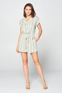 Beach Day Romper