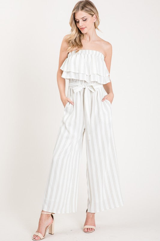 Toes In The Sand Jumpsuit