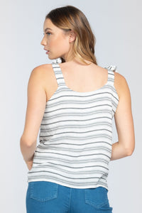 Kylie Striped Tank