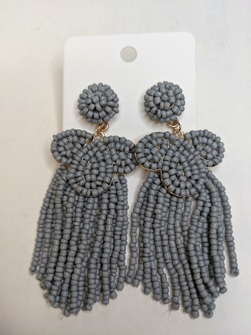 Socialite Tassle Earrings