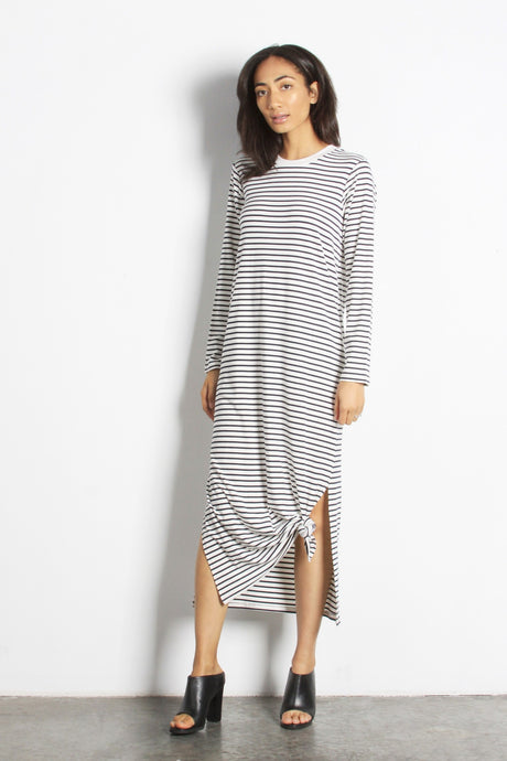 Saylor Striped Dress