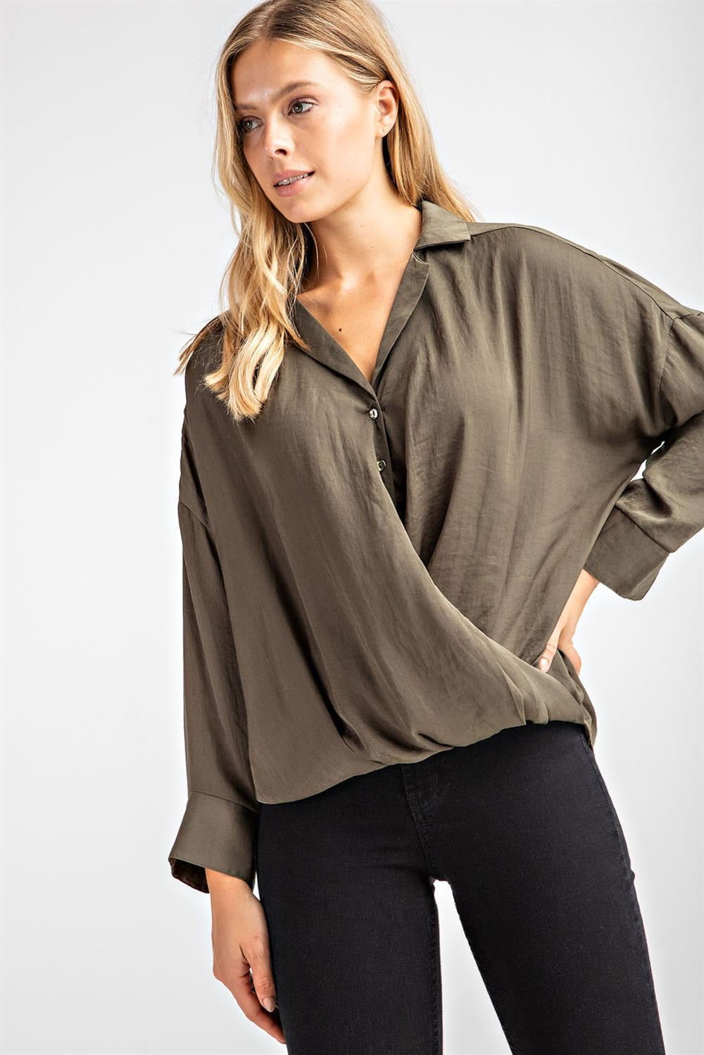 The Ava Blouse