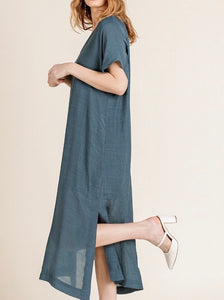 Take Me to Brunch Maxi Dress