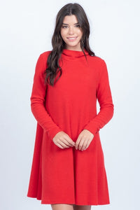 All You Need Is Love Sweater Dress
