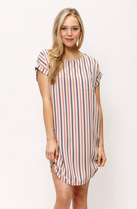 Tried and True Striped Dress