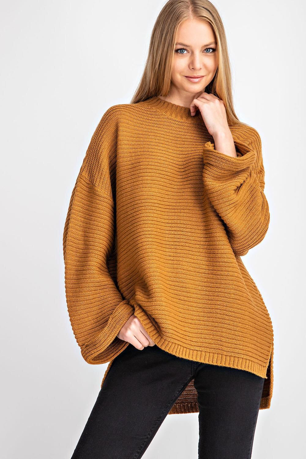 Keep It Chic Sweater