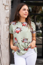 Load image into Gallery viewer, Feeling Floral Blouse