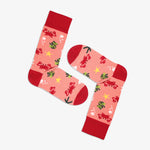 Socken_Krebs_Socks_crabs_red_PAARsocks