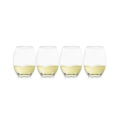 Plumm Stemless White + - Four Pack