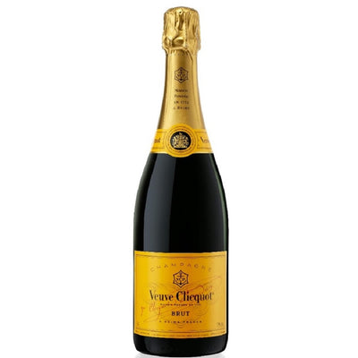 Veuve Cliquot Yellow Label Brut NV