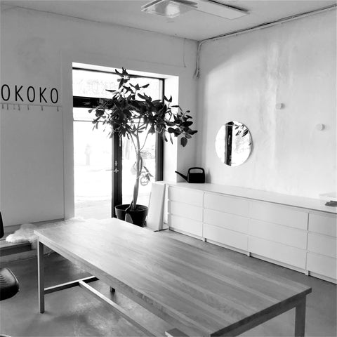 Mokoko Store in Telliskivi Creative City was closed for 2 months because of the COVID-19, so we decided to take all products from display.