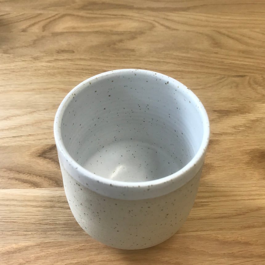 Naked Clay Cup by Annike Laigo