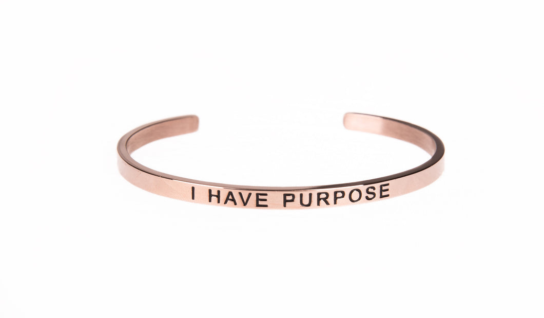 I HAVE PURPOSE - Embrace Faithlet