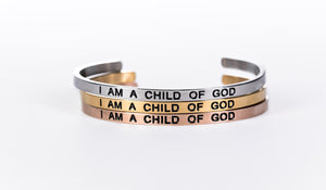 I AM A CHILD OF GOD - Embrace Bundle 3 Pack