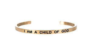 I AM A CHILD OF GOD - Embrace Faithlet
