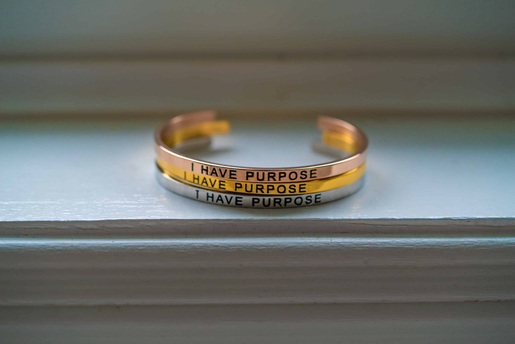 I HAVE PURPOSE - Embrace Bundle 3 Pack