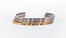 Load image into Gallery viewer, GOD IS WITH ME - Embrace Bundle 3 Pack