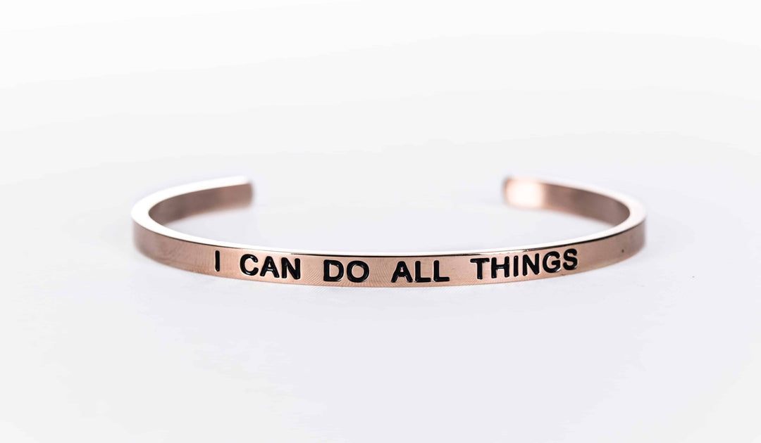 I CAN DO ALL THINGS - Embrace Faithlet