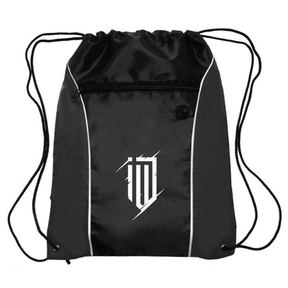 Drawstring Inline Backpack