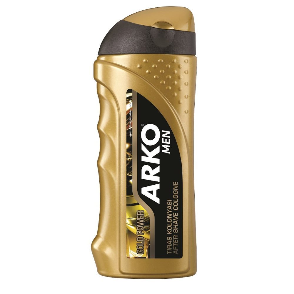 Arko Men Aftershave Cologne Cool/Comfort/Platinum/Gold Power/Black Edition 250ml