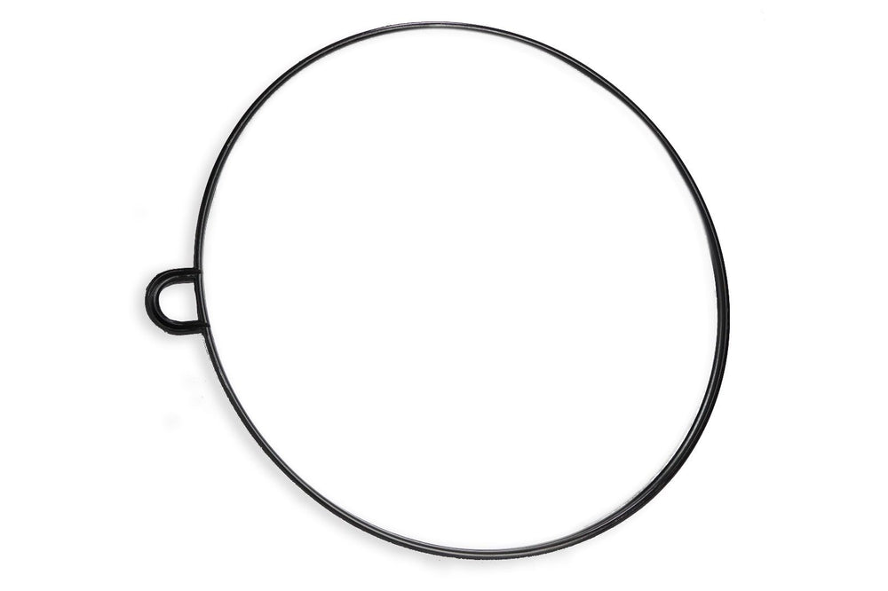 Hand Held Round Neck Mirror Hang Up Hook Up at Back 1/2/3/4/5/6 pieces