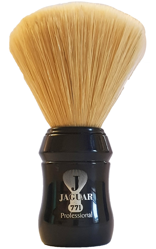 Jaguar Rodeo Pure Boar Bristle Shaving Brush Large Size Black 1/2/3/6/12 pieces