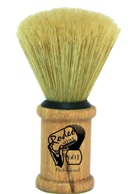 Jaguar Rodeo Pure Boar Bristle Shaving Brush Small Size 601 1/2/3/6/12 pieces
