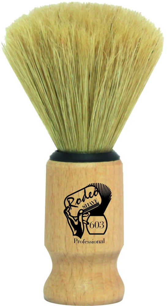 Jaguar Rodeo Pure Boar Bristle Shaving Brush Large Size 603 1/2/3/6/12 pieces
