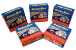 SuperMax Single Edge Razor Blades Super Stainless 100/200/300/400/500/1000 Pieces