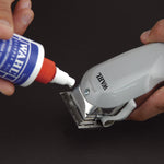 Wahl Clipper Oil 118ml for Hair Clippers Trimmers Shavers Blade 1/2/3/4/5/6 pieces