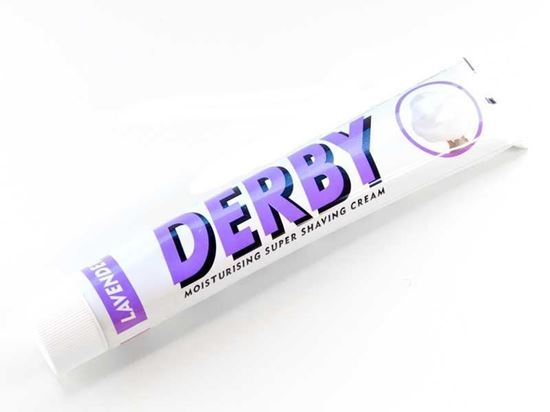 Derby Shaving Cream Lavender Scent 100ml