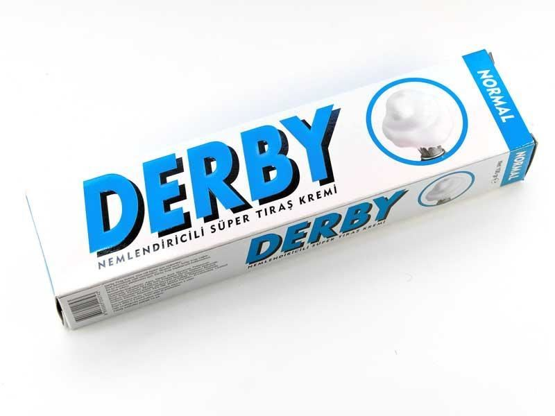 Derby Shaving Cream Normal (Sensitive) Scent 100ml