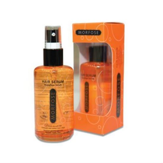 Morfose Hair Serum with Extra Shine for Dry, Damaged and Sensitised Hair Ends 75ml