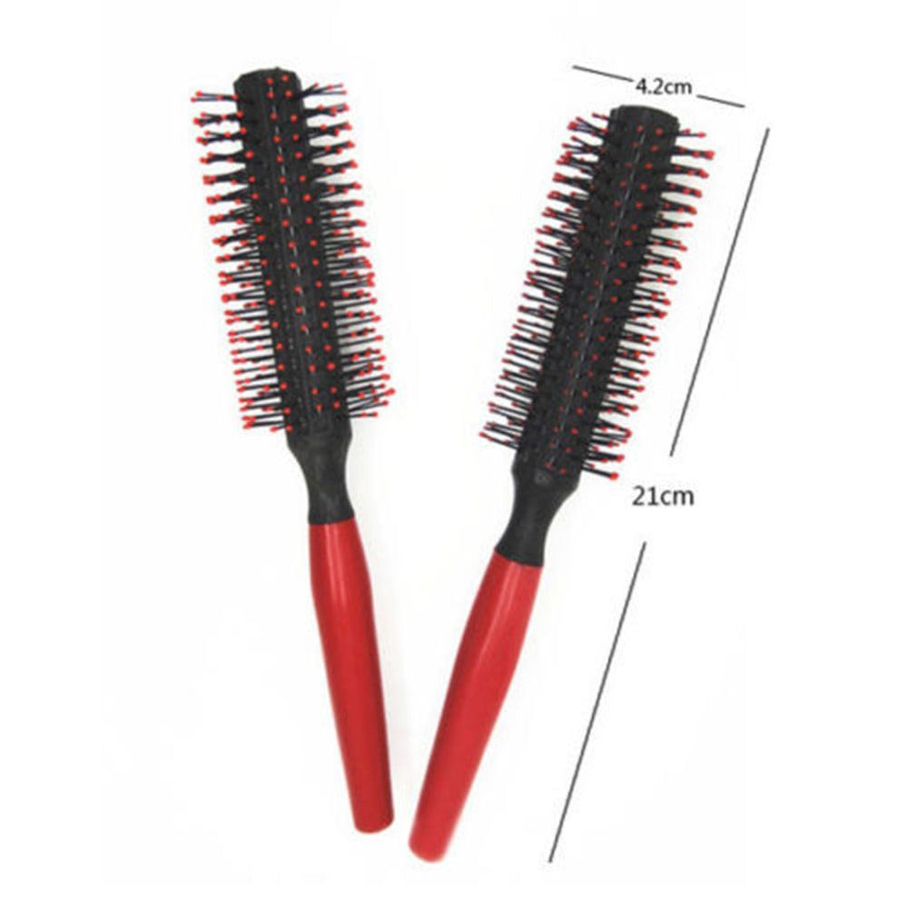 Uppercut Style Men's Quiff Roller Hair Quiff Brush for Styling 12 Row Radial Large Brush 1/2/3/6/12 pieces
