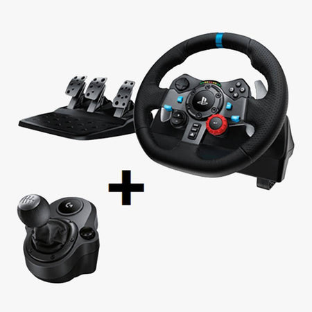 Logitech G29 Driving Force Feedback + Racing Wheel Shifter セット 一年保証輸入品 - dele.io