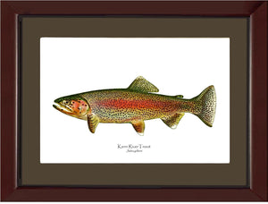 Kern River Trout