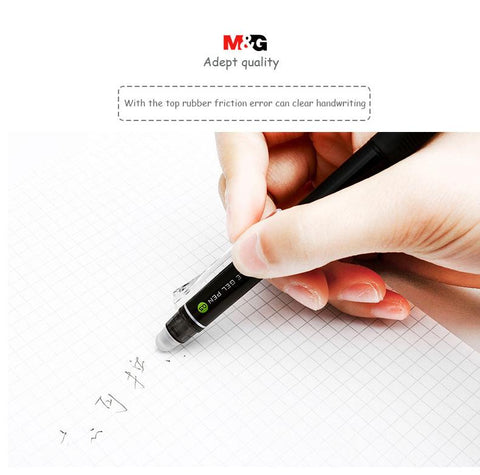 Image of M&G Heat Erasable Neutral Pen 0.5mm
