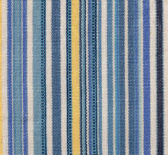 Deck Chair Stripe Fabric -  Cape Cod