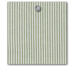 Essex Ticking Fabric - Kiwi