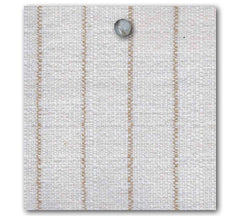 Monet French Stripe - Flax