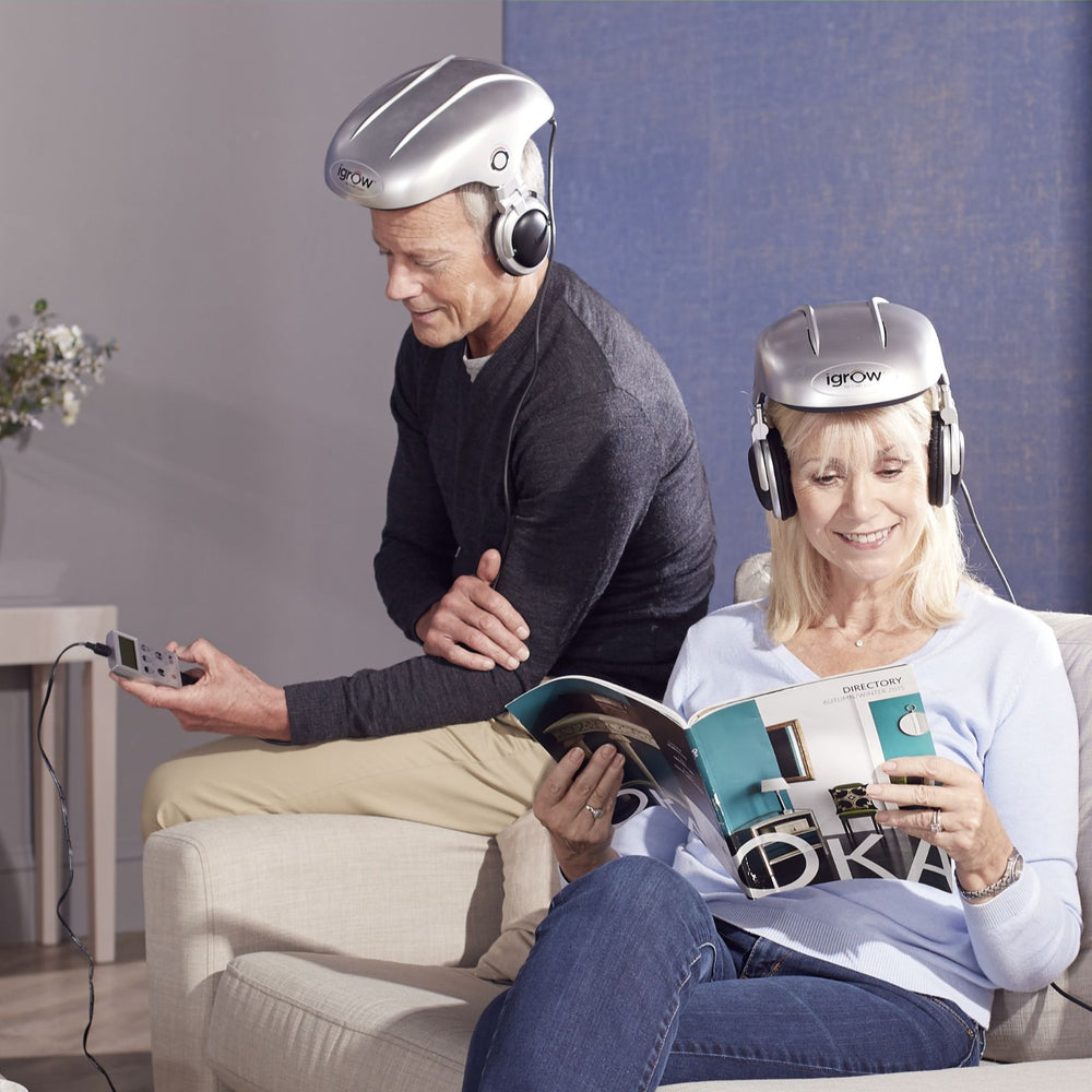 Brand New iGrow Helmet for Easy Home Use